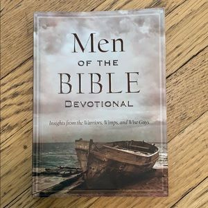 Other - 📖 Men of the Bible book